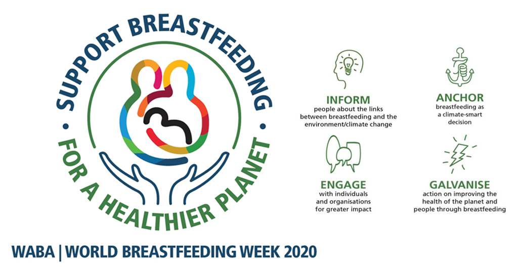 Wbw2020 Support Breastfeeding For A Healthier Planet Caribbean